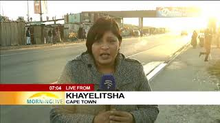 Video Commuters left stranded in Cape Town in taxi protest MP3, 3GP, MP4, WEBM, AVI, FLV Oktober 2017