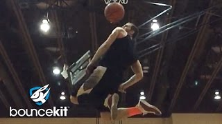 NBA - basket - Jordan Kilganon - Dunk - Scorpion - Lost and Found - streetball