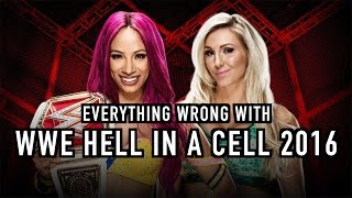 Nonton Episode #182: Everything Wrong With WWE Hell In A Cell 2016 Film Subtitle Indonesia Streaming Movie Download