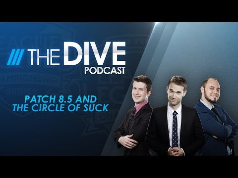 The Dive: Patch 8.5 and the Circle of Suck (Season 2, Episode 9)