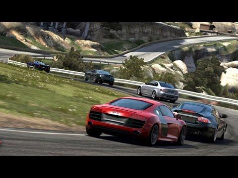 Самые лучшие игры в жанре гонки!