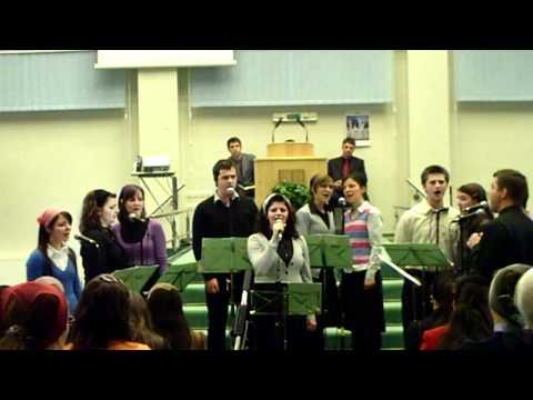 Grupul de tineri Eldad la Betel Dumbraveni-Ce Mare Esti!