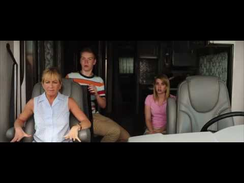 We - We're The Millers - In Cinemas 23rd August Find out more at https://www.facebook.com/WereTheMillersUK Cast: Jennifer Aniston, Ed Helms, Jason Sudeikis, Emma ...