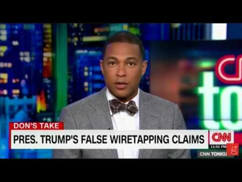 CNN FULL MELTDOWN Attacks Susan Rice Bombshell Tell Viewers to Ignore Story!! 4-4-2017
