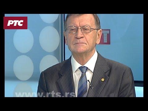 Aleksandar Boričić, gost Dnevnika RTS