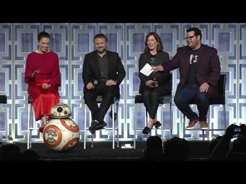 Star Wars: The Last Jedi: Star Wars Celebration 2017 Panel Cutdown