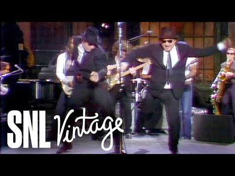 Blues Brothers: Soul Man - SNL