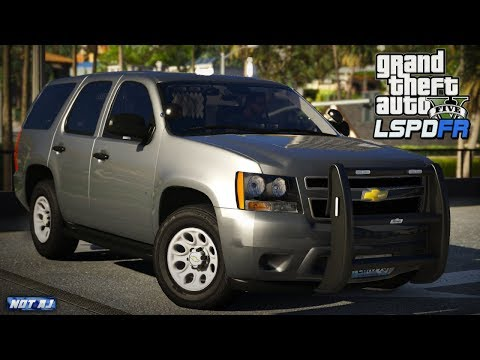 GTA 5 LSPDFR - Day 146 | LSPD Unmarked 2014 Chevy Tahoe | LSPDFR Shoplifting And Petty Larceny
