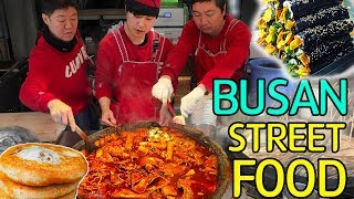 Video TRADITIONAL Korean STREET FOOD Market Tour in Busan South Korea MP3, 3GP, MP4, WEBM, AVI, FLV Januari 2019