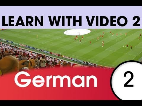 Learn German with Video – Relaxing in the Evening