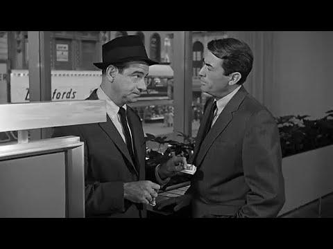 Mirage (1965) Gregory Peck, Diane Baker - Mystery, Thriller -