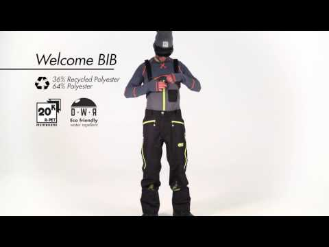Pantalon de ski Picture Welcome BIB 2017