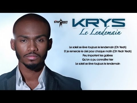 KRYS - Le Lendemain - Lyrics (Officiel)