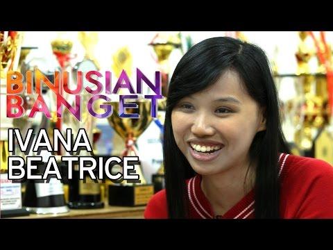 BINUSIAN BANGET – Ivana Beatrice – Accounting Student