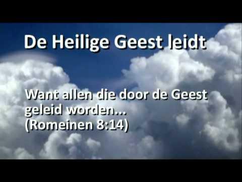 Bijbelteksten over de heilige Geest