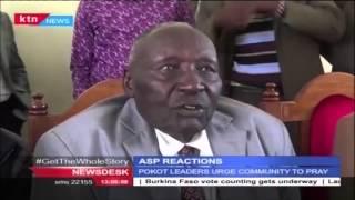Pokot leaders on ASP verdict