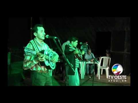 Cantoria - Edmilson Ferreira e Antônio Lisboa - João Dias-RN - TV OESTE