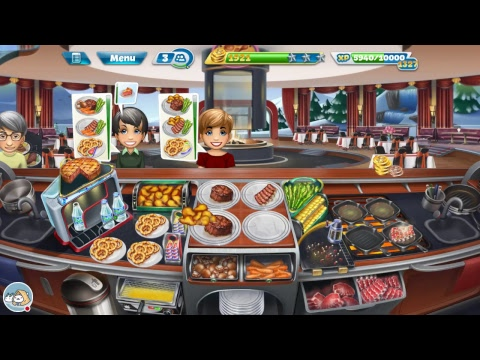 Cooking Fever Level 40th Of All Restaurants 20190316