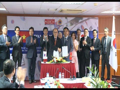Tăng cường hợp tác giao thương Việt Nam - Hàn Quốc