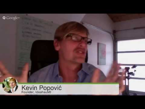 (how to use *SOCIAL MEDIA*) with Kevin Popovic
