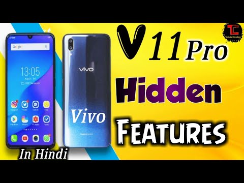 Vivo V11 Pro Hidden Features in hindi || vivo v11 pro features !!!!