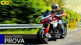 7. Ducati Multistrada 1200 Pikes Peak 2016: test Motoit