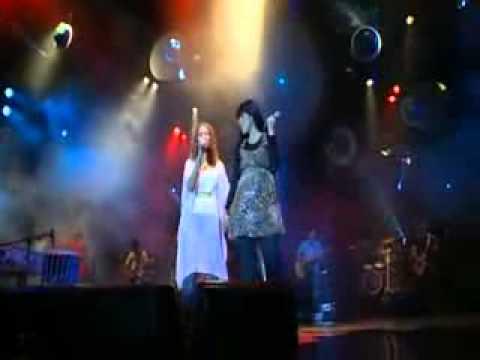 fernanda brum   jesus, meu primeiro amor part especial ariane   dvd profetizando as nações