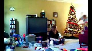 Christmas Tree Time-lapse 2009
