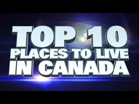is canada best place to live