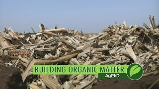 There are steps you can take to build organic matter and improve your topsoil. Learn what they are in this segment.