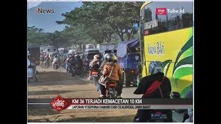 Video KM 36 Cicalengka Terjadi Kemacetan 10 Kilometer - Special Report 13/06 MP3, 3GP, MP4, WEBM, AVI, FLV Januari 2019