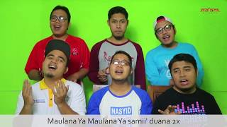 Video MEDLEY SABYAN - Cover by Na'am Acapella MP3, 3GP, MP4, WEBM, AVI, FLV Agustus 2019