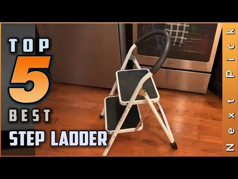 Top 5 Best Step Ladder Review in 2020