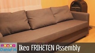 Nonton Ikea FRIHETEN Sleeper sofa Assembly Guide - Sofa bed 3 Film Subtitle Indonesia Streaming Movie Download
