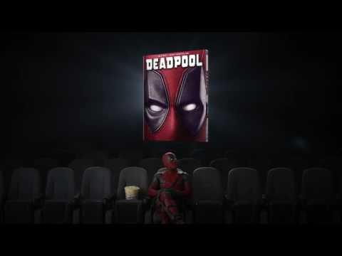 Deadpool (2016) - Blu ray Promo Clip 'Uncivil' (VO)