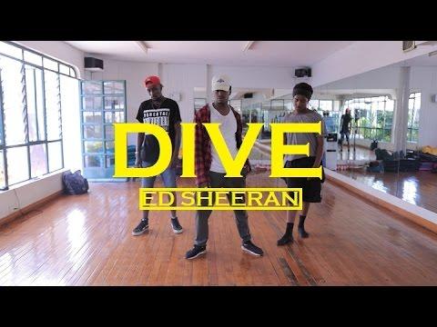 Ed Sheeran - Dive [Official Dance] | Githenduh Choreography (видео)
