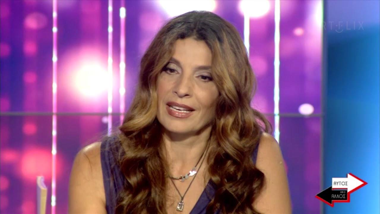 Τσαπανίδου: Μπήκα για λόγους επιβίωσης στην TV, δεν ήθελα να γίνω star   10/07/2020   ΕΡΤ