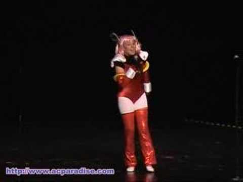 Fanime 2004 - #10 Angelic Song Hikaru (видео)