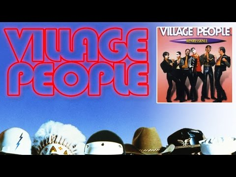 Tekst piosenki Village People - Action man po polsku