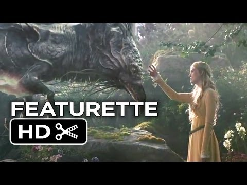 Maleficent (Featurette 'Creatures')
