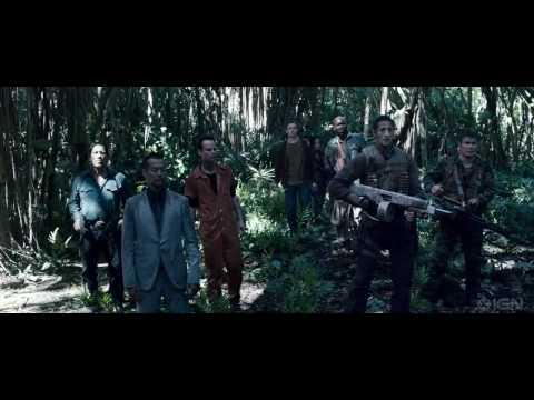 Predators (2010) HD Trailer Live!