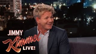 Video Gordon Ramsay Hid During His Daughter's Driving Lessons MP3, 3GP, MP4, WEBM, AVI, FLV September 2018