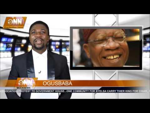 Error News Naija With Ogusbaba - Episode 1