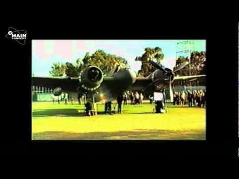Last Beaufighter Engine Run 1983 at Moorabbin Victoria Australia.