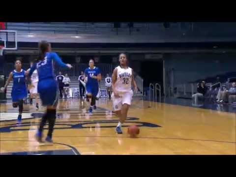 Butler Women's Basketball Highlights vs. Creighton
