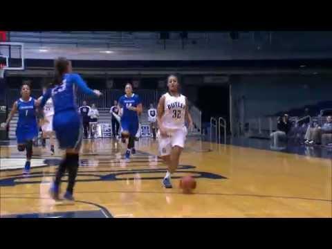 Butler Women's Basketball Highlights vs. Creighton