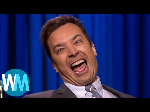 Top 10 Hilarious Jimmy Fallon Show Moments
