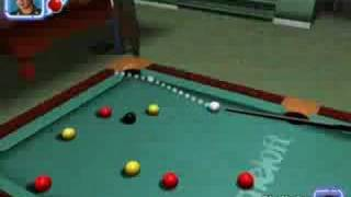 Midnight Pool 3D videosu
