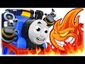 Download Video COMPILATION #1 Train Thomas to the Rescue the Heroes of Cartoons for Children