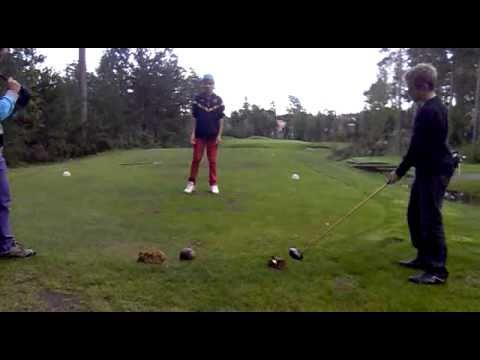 Mushroom golfing pt. 5